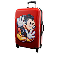Mickey Mouse Stow-Away Luggage - 26''