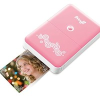 HiTi Pringo Pocket WiFi Photo Printer for Smartphone (Pink)
