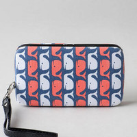 WHALE CELL PHONE WALLET