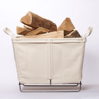 Best Made Company — Canvas Log Basket