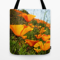 Roadside Beauty Tote Bag by DuckyB (Brandi)