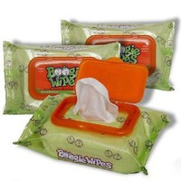 Boogie Wipes Saline Wipes 3 packs