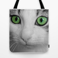 KITTURE Tote Bag by Catspaws | Society6