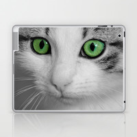 KITTURE Laptop & iPad Skin by Catspaws | Society6