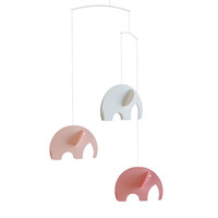 I liked this design on #Fab. Olephants Pink