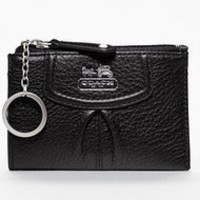 COACH MADISON LEATHER MINI SKINNY