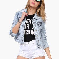 Devon Denim Jacket