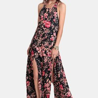 Moss Hearted Maxi Dress By Somedays Lovin