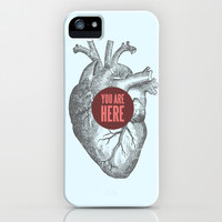 In My Heart iPhone & iPod Case by Wesley Bird