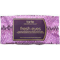 Fresh Eyes Maracuja Waterproof Eye Makeup Remover Wipes 30 Ct