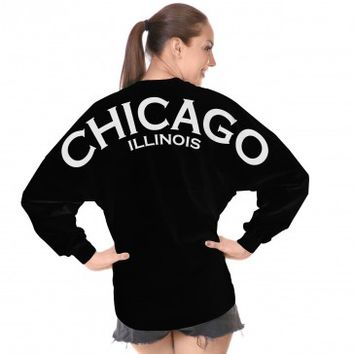 Chicago Illinois Spirit Football Jersey®