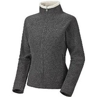 Mountain Hardwear Wooly Full Zip Sweater - Women's