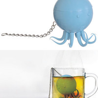 Diving Octopus Tea Infuser - PLASTICLAND