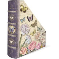 Punch Studio Butterfly Dance Magazine Holder (One)