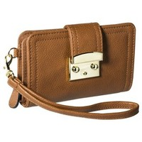 Merona® Wallet with Removable Wrislet Strap - Brown