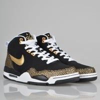 Nike Flight 13 Mid - Black/Gold