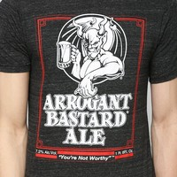 Arrogant Bastard Ale Tee - Urban Outfitters