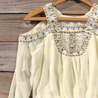 Tidings Jeweled Dress