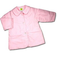 "Baby Girls ""Playtimes"" Pink Swing Coat"