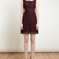 DOLCE & GABBANA | Sleeveless Lace Dress | Browns fashion & designer clothes & clothing