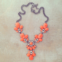 Sherbet Sangria Necklace