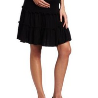 NOM Women's Ruby Ruffle Skirt