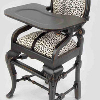 Luxury Highchairs, Nicole Reid Elegant Children's Highchairs