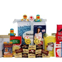 The Inoculator unBasket Gift Basket - Get Well Soon, Perfect for Sick People!