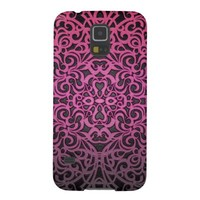 Samsung Galaxy S5 Barely There Floral Abstract
