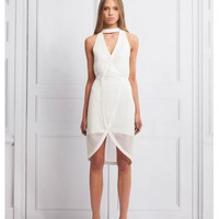KEEPSAKE Curious Dress IVORY