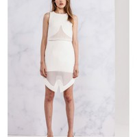 CAMEO Mountain Sound Dress IVORY