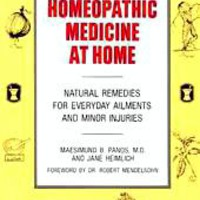 Homeopathic Medicine At Home Paperback