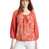 Trina Turk Women's Traveller Blouse