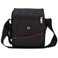 Mens Messenger Shoulder Diagonal Leisure Business Bag by martEnvy