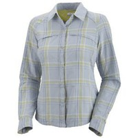 Columbia Sportswear Silver Ridge Plaid Long Sleeve Shirt