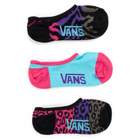 Vans Gradient Animal Canoodle 3 Pair Pack (Gradient Animal)