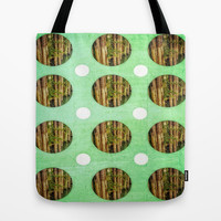 Greens Tote Bag by DuckyB (Brandi)