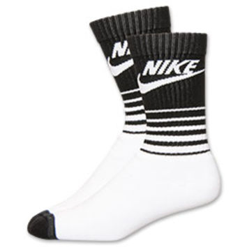 Men's Nike Sportswear Classic Striped HBR Single Socks