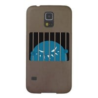 Dark Jailed Evil Monster Samsung Galaxy S5 Case