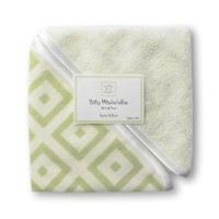 SwaddleDesigns Terry Velour Baby Washcloth Set
