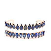 CHANAEL K | Double-Row Corundum Embellished Bracelet | Browns fashion & designer clothes & clothing
