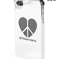 PEACE HEART IPHONE® CASE