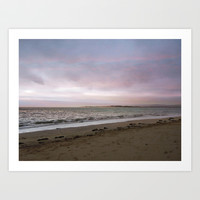 Instow Dream Art Print by  Alexia Miles photography