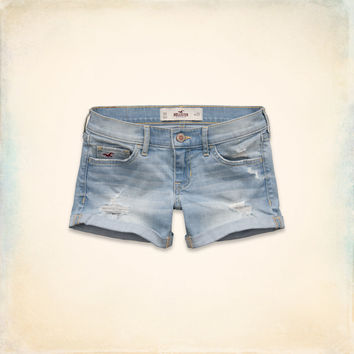 Hollister Low Rise Midi Short