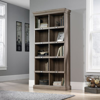 Walmart: Sauder Barrister Lane Tall Bookcase, Salt Oak