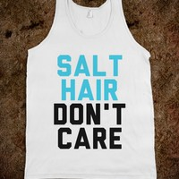 SALT HAIR DON'T CARE TANK TOP (IDD131937)