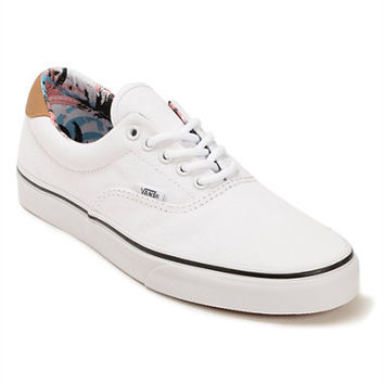 Vans C&F Era 59 True White Shoes