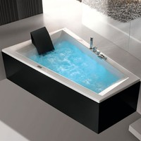 Whirlpool bathtub by HAFRO