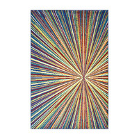 I liked this design on #Fab. Prism Rug 3'9x5'2