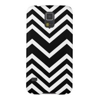 Samsung Galaxy S5 Retro Zig Zag Chevron Pattern